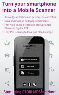 Mobile Doc Scanner (MDScan) - screenshot thumbnail