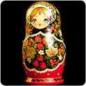 Fortune Cookie Matrioska icon