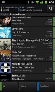 BlueMuze- screenshot thumbnail