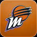 Phoenix Mercury Mobile logo
