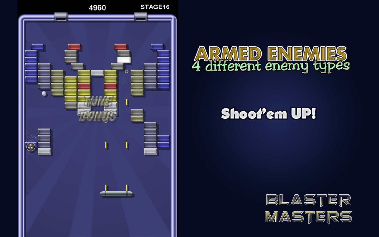 Blaster Masters - screenshot