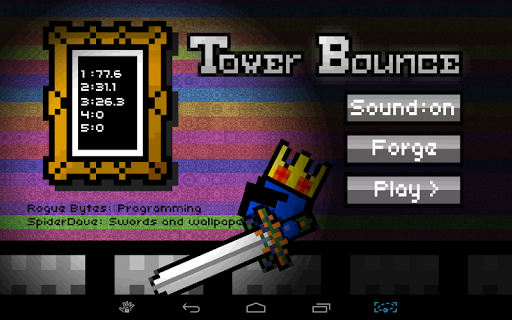 Tower Bounce