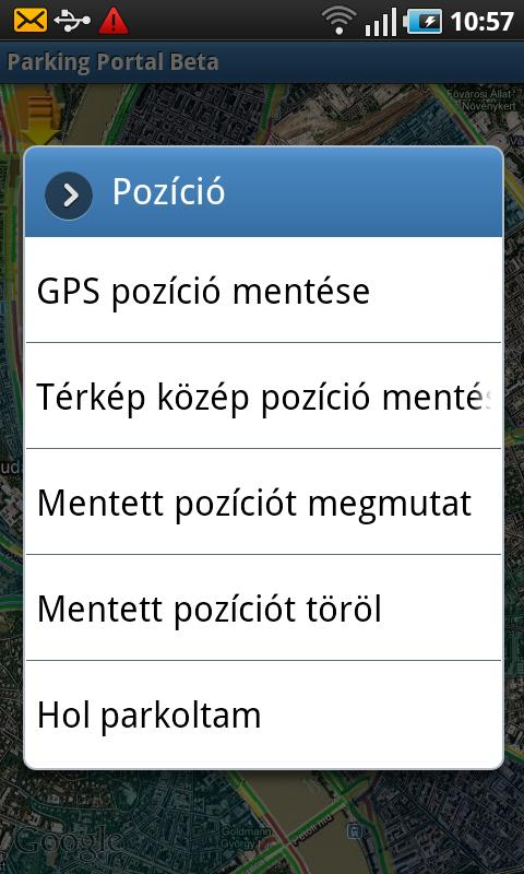 Parking Portal - screenshot
