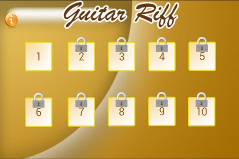 【免費休閒App】Guitar Riff-APP點子
