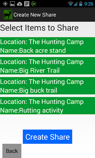 Find My Hunting Stuff GPS
