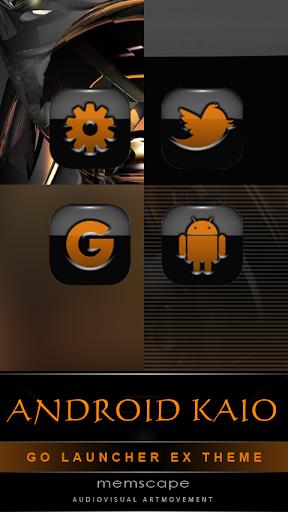 GO Theme Android Kaio