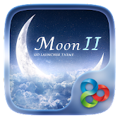 Moon II GO Launcher Theme