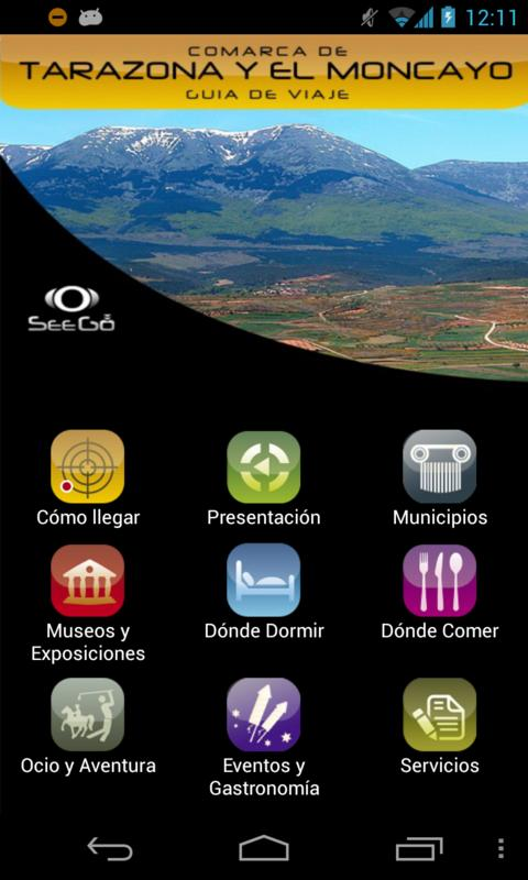 Comarca de Tarazona y Moncayo- screenshot