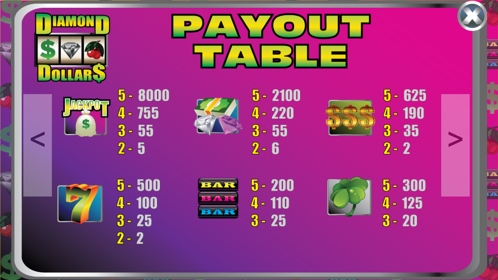 casino bonus online google charm download