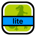 Dinosaur Flash Cards Lite logo