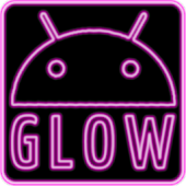 GOContacts- Pink Glow Skin