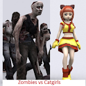 Zombies vs Catgirls Preview icon
