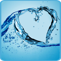 HD Blue Heart Locker Theme icon