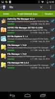 Screenshot of Installer - Install APK