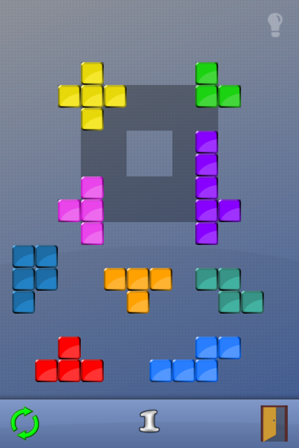 Blocks- screenshot