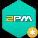 2PM Fandom mobile app icon