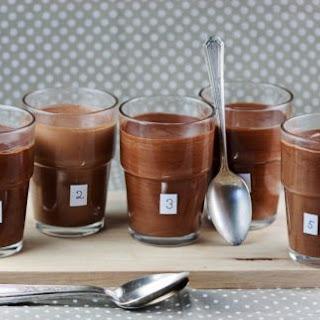 Vanilla Custard Mousse Recipes.