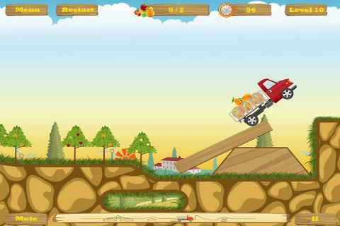 Happy Truck Explorer -- truck express racing game 3.19 screenshots 2