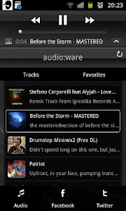 audio:ware screenshot 2