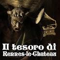 Il tesoro di Rennes-le-Chateau logo