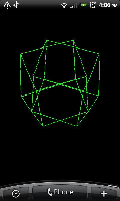 Clone Cubes Live WallPaper- screenshot