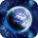 Earth Universe Live Wallpaper icon