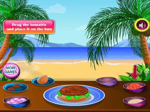 Cooking Tasty Hamburger 3.2.1 screenshots 8