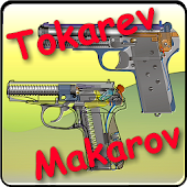 Tokarev and Makarov pistols