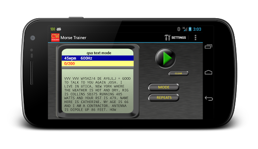 【免費通訊App】Morse Trainer for Ham Radio-APP點子