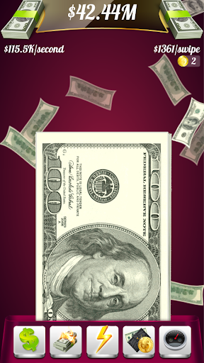 Be a Billionaire: Rain Money