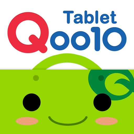Qoo10ショッピング for Tablet 購物 App LOGO-APP試玩