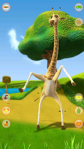 Talking Giraffe 1.3.3 screenshots 3