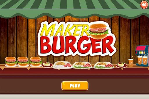 制造商汉堡游戏