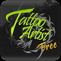 타투아티스트 Free logo