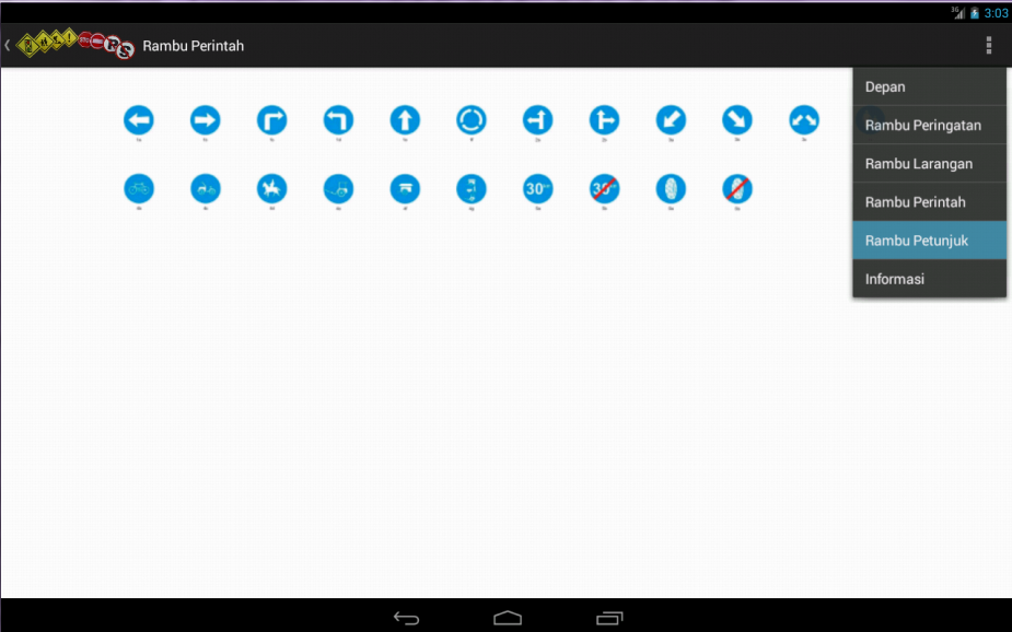 Rambu Lalu Lintas - Android Apps on Google Play