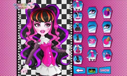Dracu Laura Hairstyles 休閒 App-愛順發玩APP