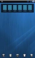 Screenshot of ICS Audio Manager Skin