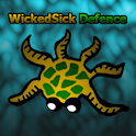 Wicked Sick Defence logo
