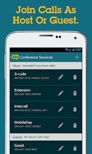 MobileDay One-Touch Dial App- screenshot thumbnail