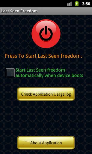 Last Seen Freedom for Whatsapp