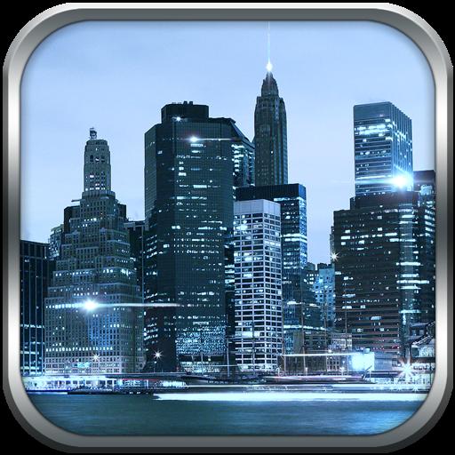 New York Lights Live Wallpaper file APK Free for PC, smart TV Download
