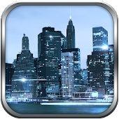 New York Lights Live Wallpaper