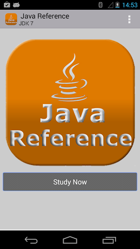 Java Reference