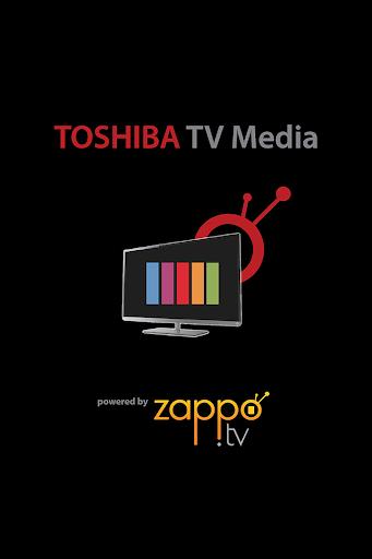 東芝のテレビメディアプレーヤー