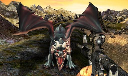 Dragon Hunter 3D:Deadly Shoot