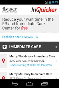 Mercy Health System Illinois- screenshot thumbnail