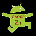 GAOSP Config 2.1 logo