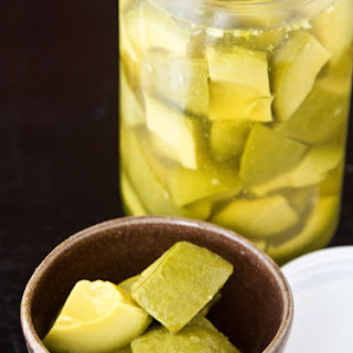 Pickled Avocados