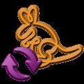 Gowalla Sync logo