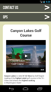 Canyon Lakes Golf Course screenshot 2